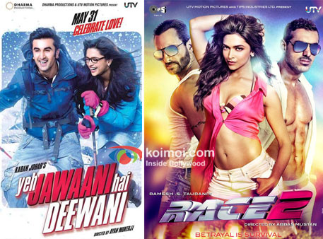 Top rated bollywood movies 2013